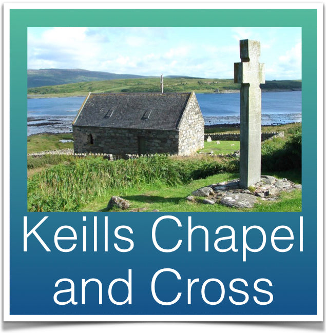 Keills Chapel and Cross