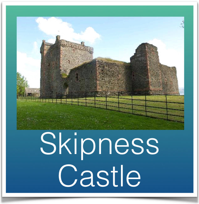 Skipness Castle