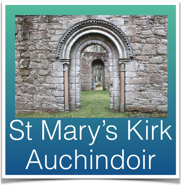 St Marys Kirk Auchindoir
