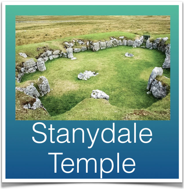 Stanydale Temple