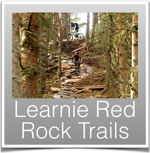 Learnie Red Rock Trails