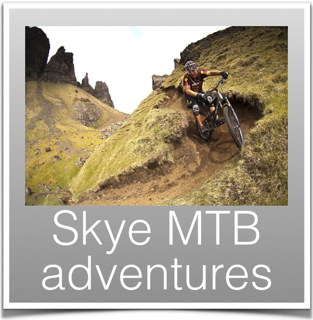 Skye Mountain bike