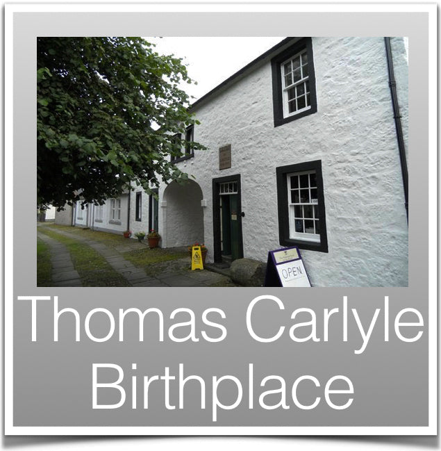 Thomas Casrlyle Birthplace