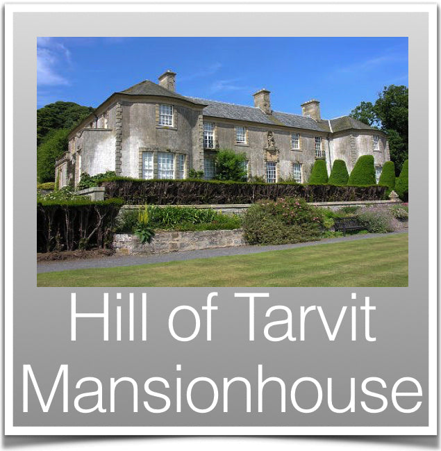 Hill of Tarvit Mansion house