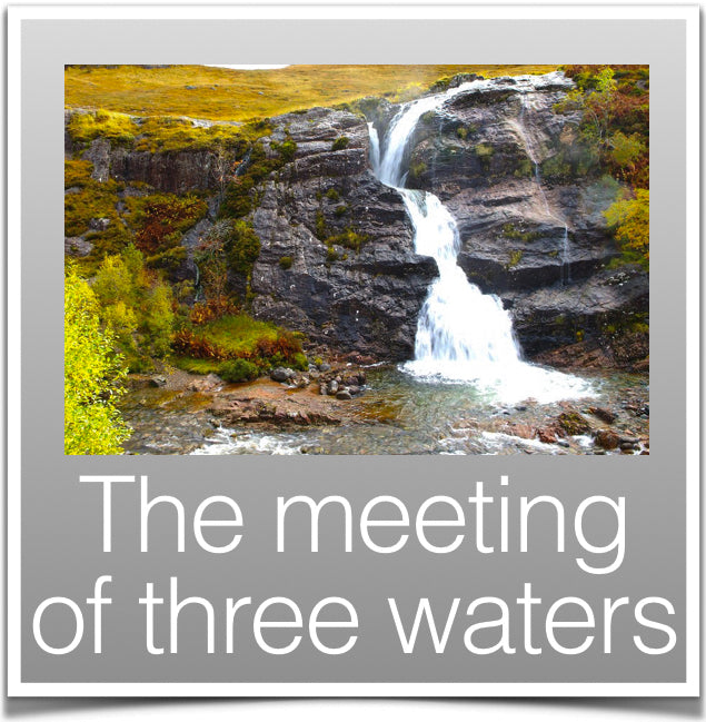 The Meeting of Three Waters