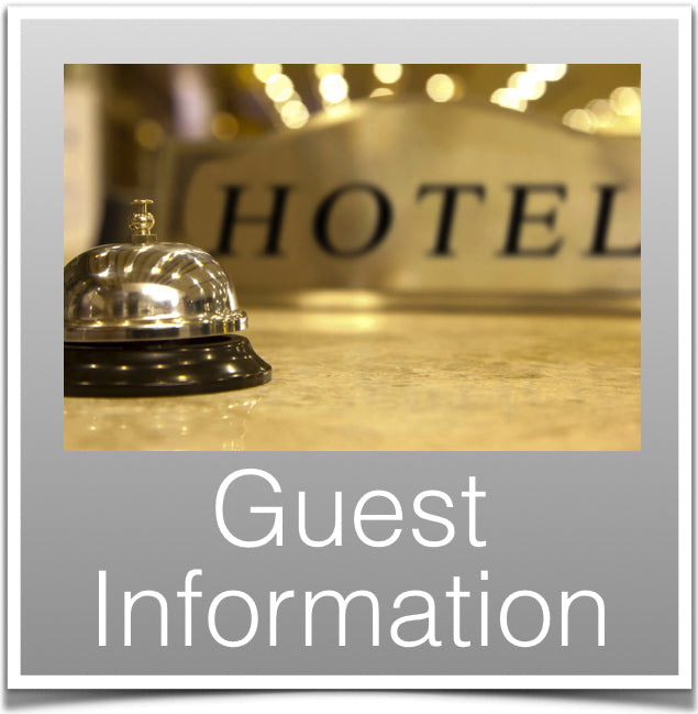 Guest informtion