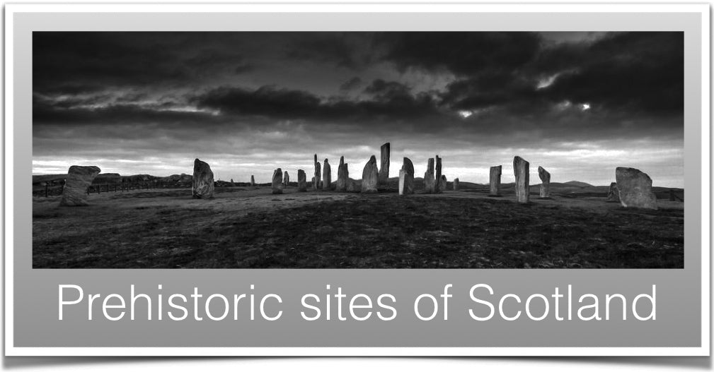 Prehistoric Sites in Argyll and the Islands