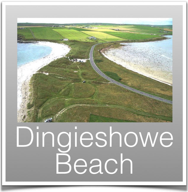 Dingieshowe Beach
