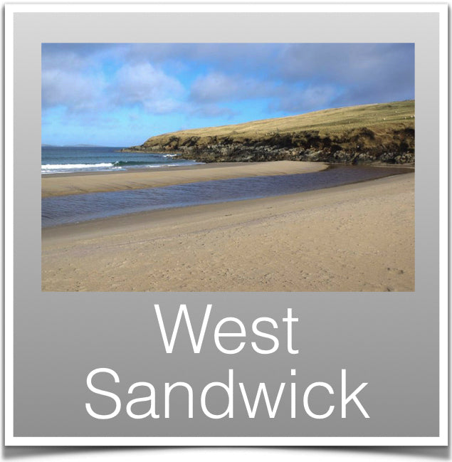 West Sandwick Beach