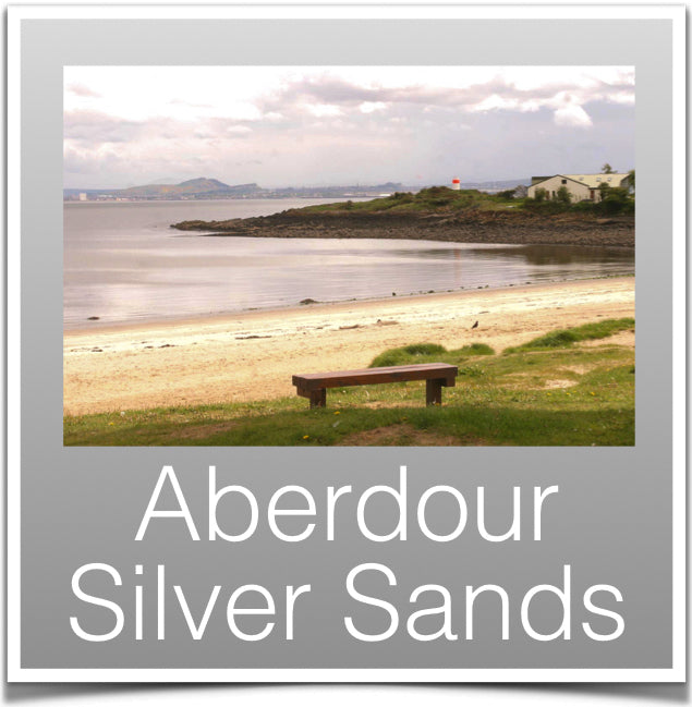Aberdour Silver Sands Beach