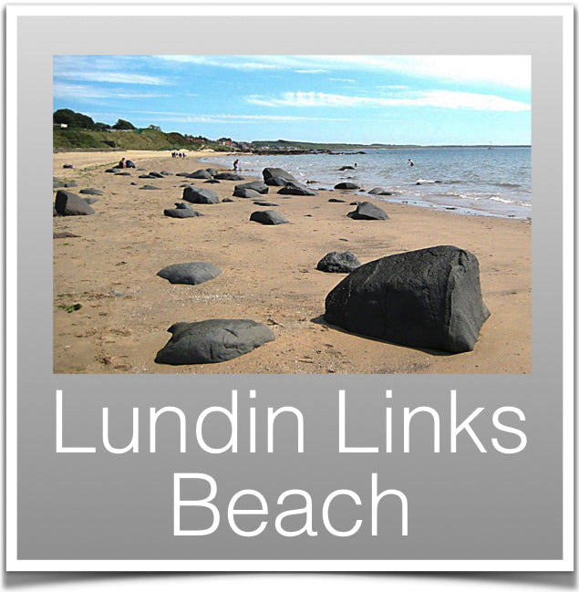 Lundin Links Beach