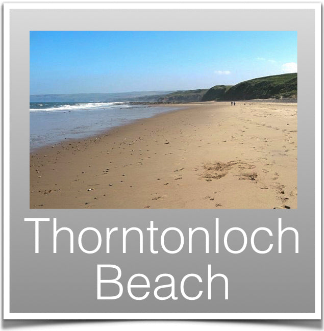 Thorntonloch Beach