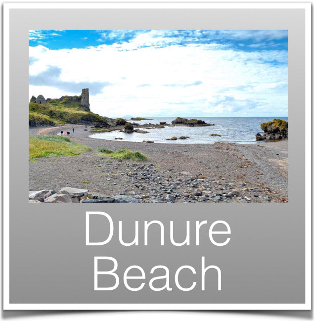 Dunure Beach