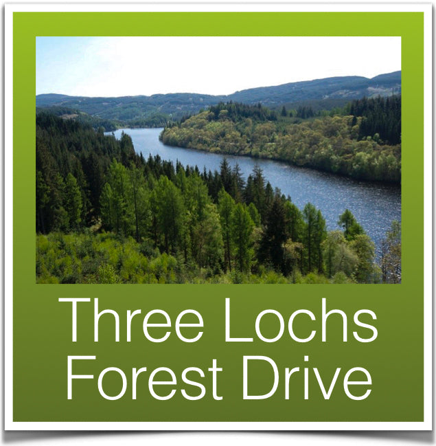 Three Lochs Forest Drive