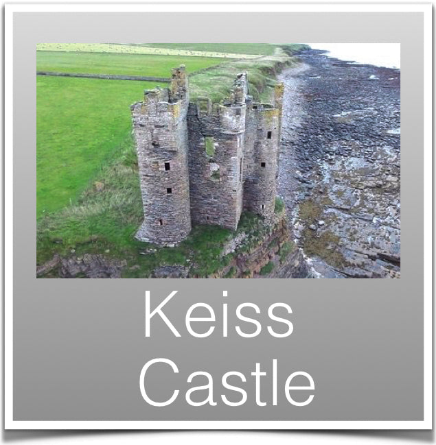 Keiss Castle