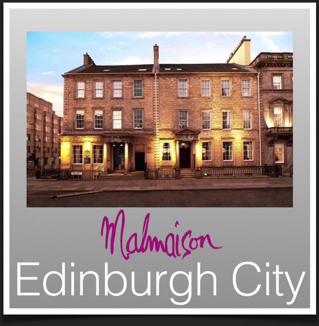 Edinburgh City Malmaison Edinburgh City