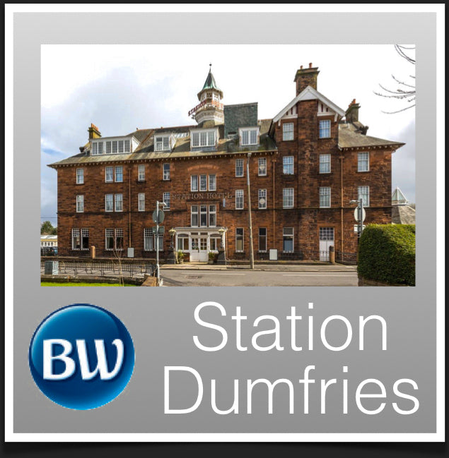 Station Hotel Dumfries
