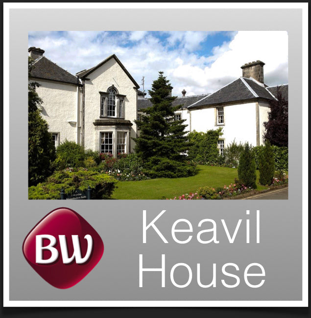 Keavil House BW