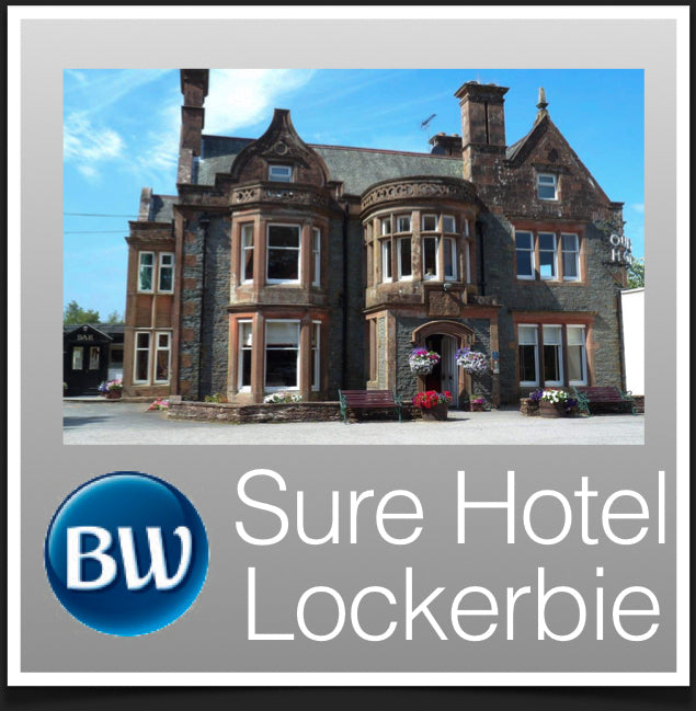 Sure Hotel Lockerbie
