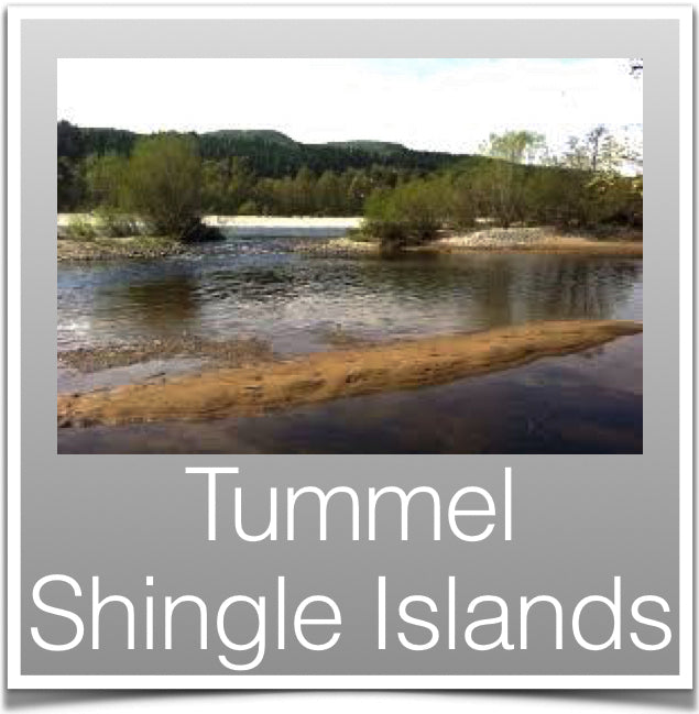 Tummel Shingle Islands
