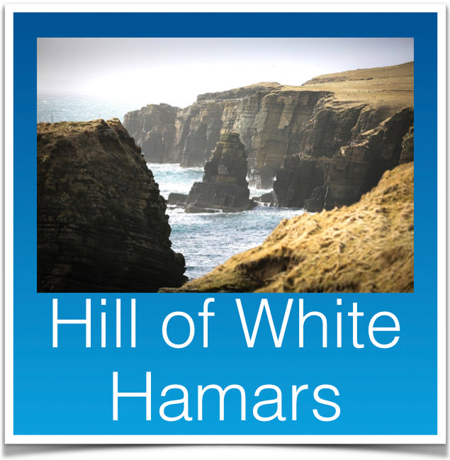 Hill of White Hamars