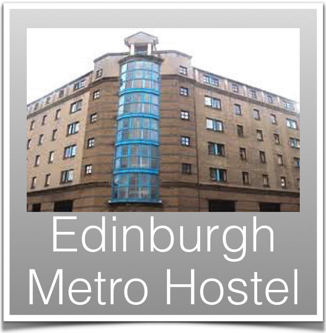 Edinburgh Metro Youth Hostel