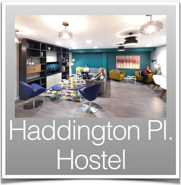 Haddington Place youth Hostel Edinburgh