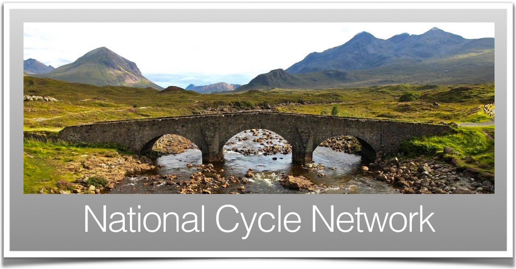 National Cycle Routes in The Scottish Borders