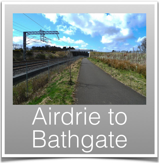 Airdrie to Bathgate
