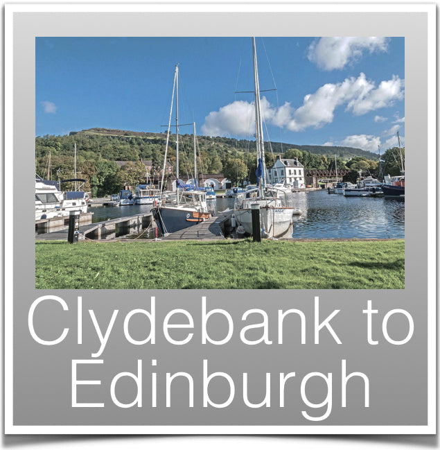Clydebank to Edinburgh