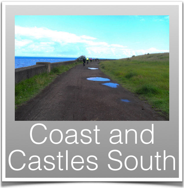 Coast and castles south