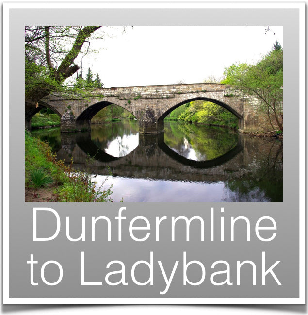Dunfermline to Ladybank