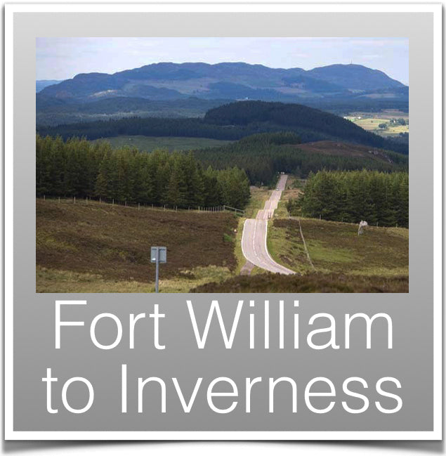 Fort William to Inverness