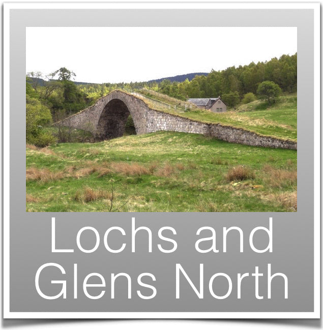 Lochs and Glens North