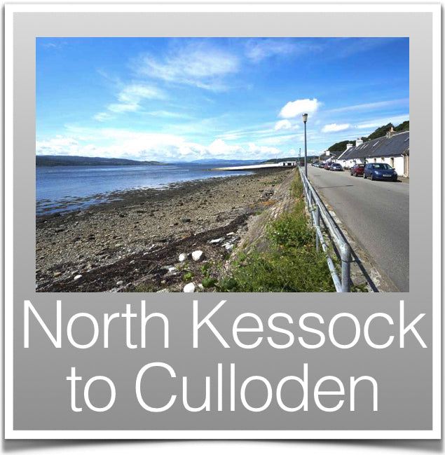 North Kessock to Culloden