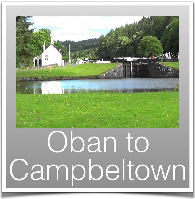 Oban to Campbelltown