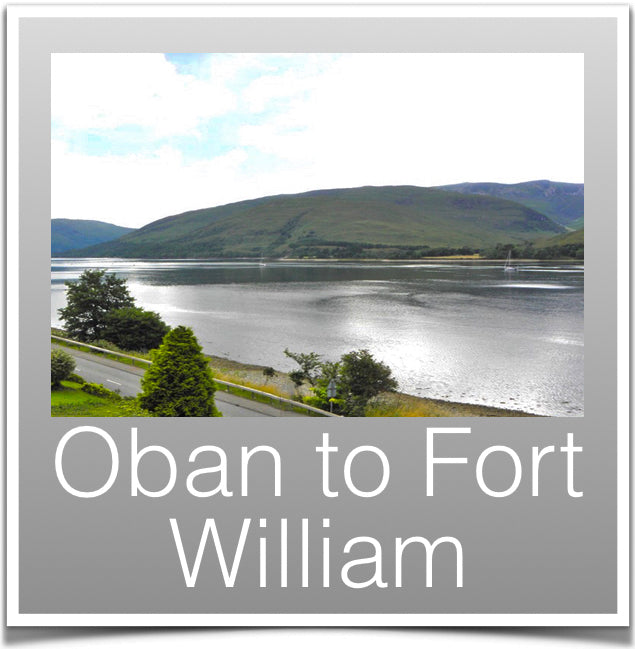 Oban to Fort Willian