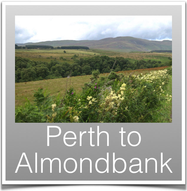 Perth to Almondbank