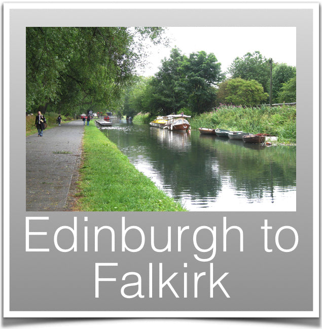 Edinburgh to Falkirk