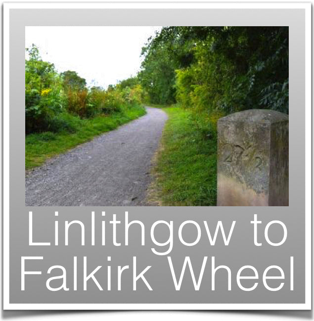 Linlithgow to Falkirk Wheel