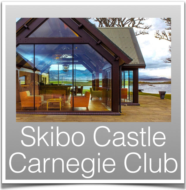 Skibo Castle Carneigie Golf Club