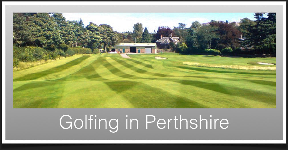 Golfing in Perthshire