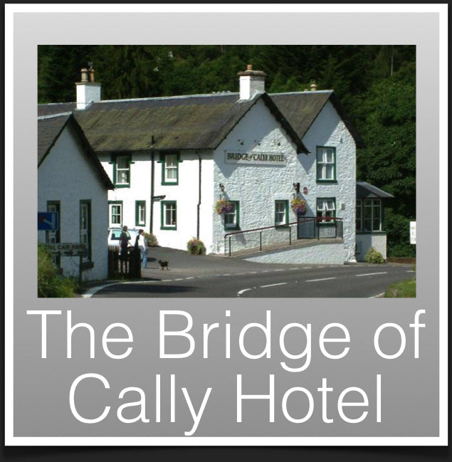 The Bridge of Cally Hotel