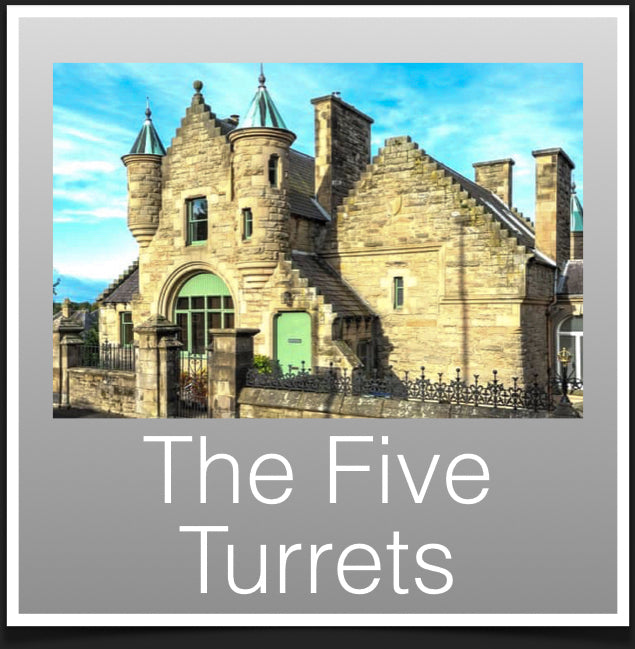 The Five Turrets