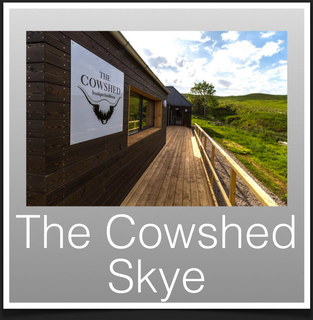 The cowshed Skye
