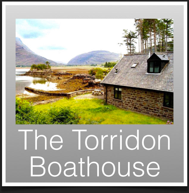 The Torridon Boathouse