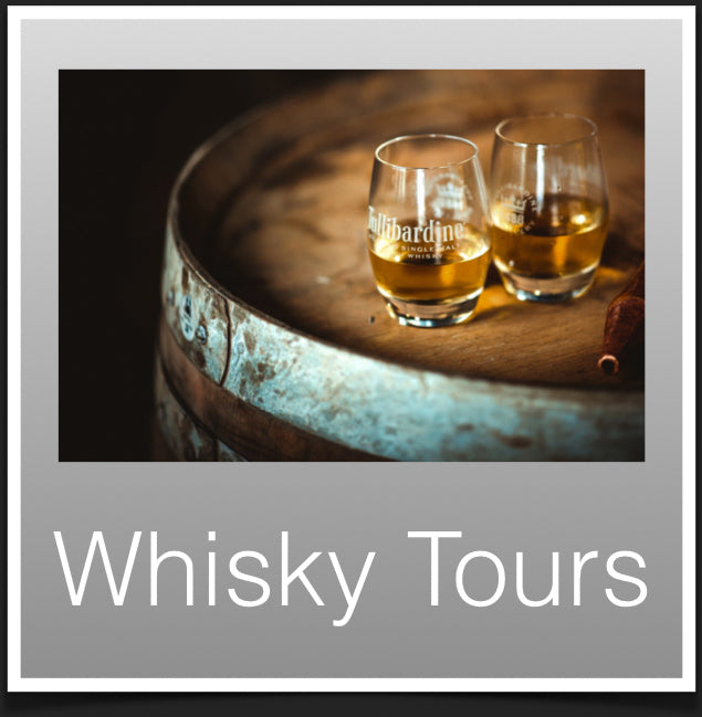 Whisky tours Borders