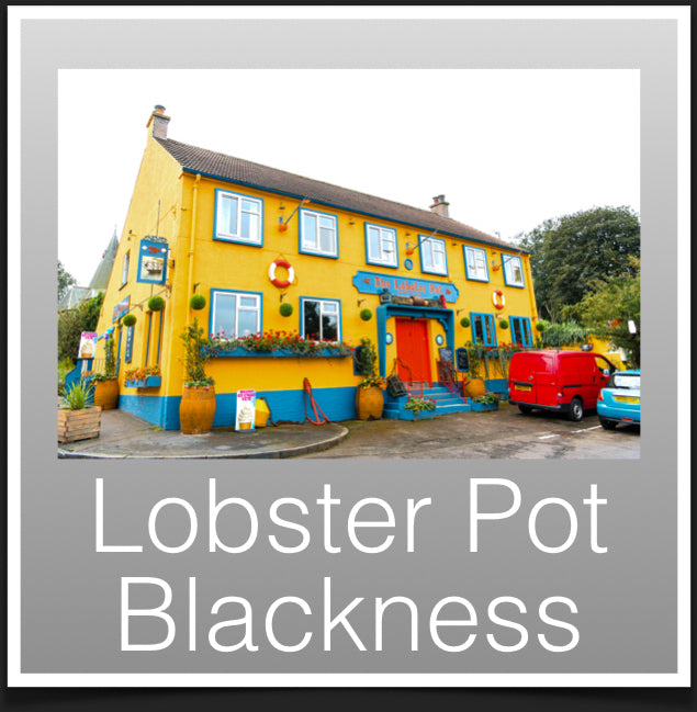 Lobster Pot Blackness