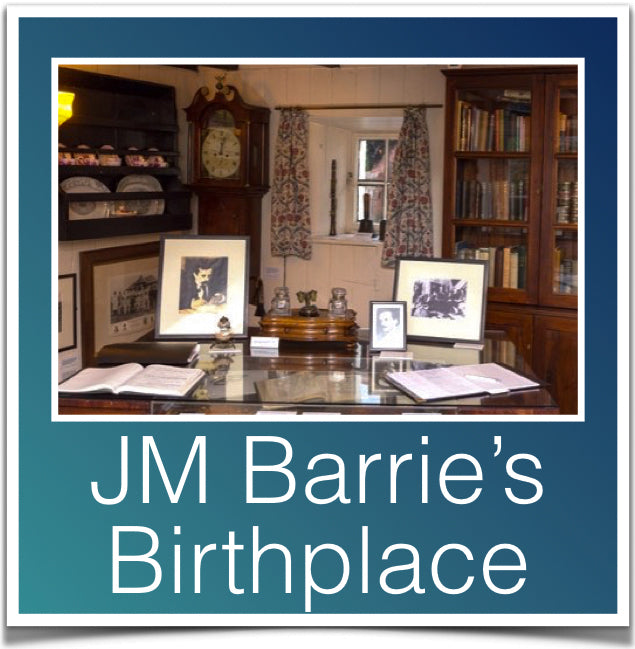 JM Barrie's Birthplace
