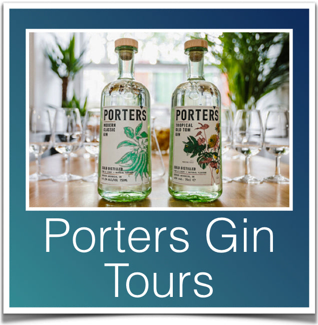 Porters Gin Tours